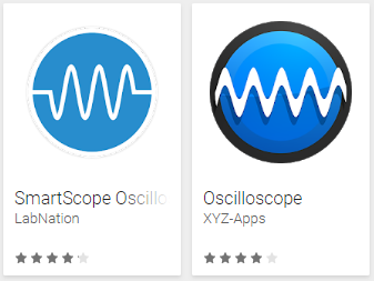 oscilloscoop apps